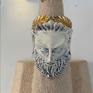 🔥New Listing🔥  Men's Zeus Ring